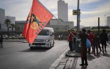 Cosatu May Day Rally in Cape Town. Picture: Cindy Archillies/EWN