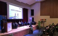 The Western Cape EMS Safety Symposium at the Cape Peninsula University of Technology. Picture: Kaylynn Palm/EWN