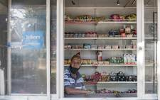 FILE: Spaza shop owner. Picture: Sethembiso Zulu/EWN