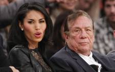 LA Clippers owner Donald Sterling was recorded making racist comments in a conversation with his girlfriend. Picture: Facebook.com