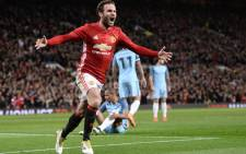 Manchester United's Juan Mata. Picture: AFP