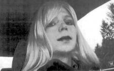 Bradley Manning, the US soldier sentenced to 35 years for leaking secret documents, said August 22, 2013 he now considers himself to be a woman called Chelsea. Picture: AFP