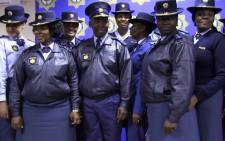 FILE: Police officers. Picture: EWN