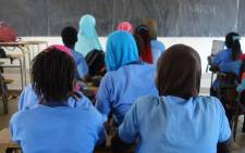 A new Human Rights Watch report on Senegal says girls live with sexual exploitation, harassment and abuse in secondary schools by teachers and school officials. Picture: @ZamaHRW/Twitter.