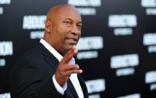 FILE: US filmmaker John Singleton. Picture: AFP