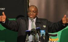 FILE: ANC Secretary General Gwede Mantashe. Picture: Taurai Maduna/EWN