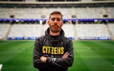 Cape Town City FC's Giannis Potouridis. Picture: @CapeTownCityFC/Twitter.