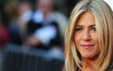 """Actress Jennifer Aniston arrives for the Los Angeles premiere of """"Horrible Bosses,"""" June 30 2011 at Graumans Chinese Theater in Hollywood, California. Picture: AFP."""