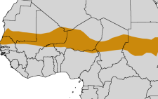 FILE: Africa's Sahel region. Picture: Wikimedia Commons.