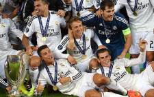 Real Madrid won the 2014 Uefa Super Cup after beating Sevilla 2-0 in Cardiff. Picture: Fifa.com