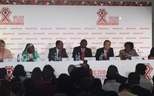 """More than 18,000 delegates are attending the conference in Durban; which has brought together scientists, policy makers and charities, dedicated to fighting the HIV pandemic to coordinate the global response to the virus. Picture: Kgothatso Mogale/EWN."