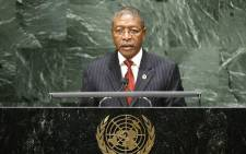 FILE: Lesotho's Prime Minister Pakalitha Mosisili. Picture: United Nations Photo.