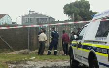 Bones were found outside of Lentegeur Hospital in Mitchells Plain. Picture: Rahima Essop/EWN