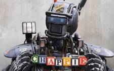 FILE: Sci-fi movie 'Chappie', directed by Neill Blomkamp. Picture: Sony Pictures
