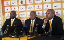 Kaizer Chiefs have appointed Steve Komphela as their new head coach on 17 June 2015. Picture: Morena Mothupi/EWN.