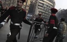 Yemen officials. Picture: AFP