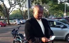 FILE: UDM leader Bantu Holomisa. Picture: Sydney King/EWN.
