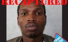 Serial escapee Bongani Moyo. Picture: Supplied