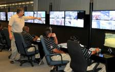 City of Cape Town cameras being monitored. Picture: Capetown.gov.za