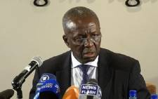 FILE: Former deputy Chief Justice Dikgang Moseneke. Picture: AFP