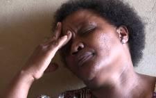Mapule Mavhunga's grand-daughter was born with Cerebral Palsy after complications at Chris Hani Baragwanath Hospital. Picture: Vumani Mkhize/EWN.
