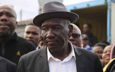 FILE: Police Minister Bheki Cele. Picture: Cindy Archillies/EWN.
