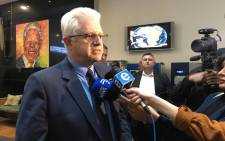FILE: Western Cape Premier-elect Alan Winde. Picture: Cindy Archillies/EWN
