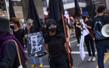 Malaysians take part in a rare anti-government rally in Kuala Lumpur on 31 July 2021, despite a tough COVID-19 coronavirus lockdown in place restricting gatherings and public assemblies. Picture: Arif KARTONO /AFP