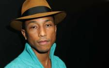 Pharrell Williams. Picture: AFP.