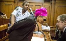 FILE: The 'Black Widow' has 14 days to apply for leave to appeal her conviction and sentence. Picture: Thomas Holder/EWN.