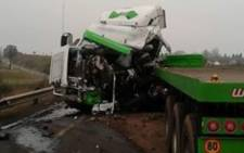 FILE: The scene of a road accident. Picture: ER24