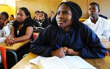 FILE: A competition called launched by Mxit asked learners to write a 3000 word essay potting their carer course. Picture: EWN