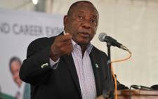 Deputy President Cyril Ramaphosa in November 2016. Picture: GCIS.