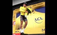World champion Peter Sagan of Slovakia. Picture: @LeTour.
