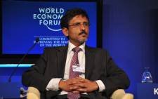 FILE: Economic Development Minister Ebrahim Patel. Picture: World Economic Forum.