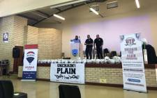 NGO Unchain the Plain wants to tackle the scourge of gang violence in Mitchells Plain by bringing sport back to local schools and communities. Picture: Graig-Lee Smith/Eyewitness News