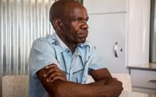 Saki Dingake, the father of Matlhomola Moshoeu. Picture: Reinart Toerien/EWN