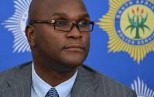 Police Minister Nathi Mthethwa