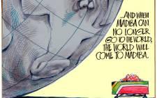 The world comes to Madiba