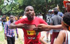 The University of Pretoria has confirmed all lectures have been cancelled for the day after demonstrator's boycotted classes on 22 February 2016. Picture: Christa Eybers/EWN