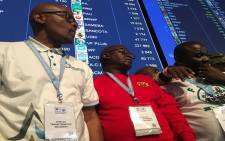 Over 25 smaller political parties have lodged a complain with the IEC, saying the 2019 general elections were not fair. Picture: Abigail Javier/EWN.