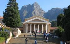 UCT's Jameson Hall. Picture: Supplied