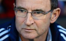 FILE:  Martin ONeill. Picture: AFP