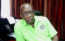A screengrab picture of former Fifa Vice President Jack Warner.