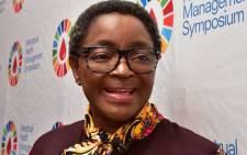 FILE: Former Social Development Minister Bathabile Dlamini. Picture: GCIS.