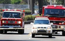 Johannesburg Emergency Services.