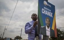 FILE: DA mayoral candidate for Johannesburg Herman Mashaba. Picture: Reinart Toerien/EWN.