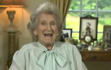 Queen Elizabeth II's cousin, Margaret Rhodes