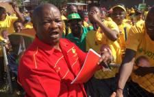 United Democratic Movement leader Bantu Holomisa. Picture: Facebook.