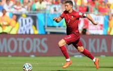FILE: Cristiano Ronaldo of Portugal controls the ball during the 2014 Fifa World Cup Brazil Group G match. Picture: Fifa.com